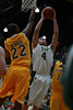 CSU vs. Wyoming Men's BB 2011 :