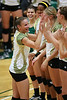 CSU vs. Furman Volleyball 2010 :