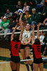 CSU vs. UNLV Volleyball 2010 :