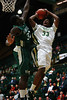 CSU vs. Manhattan Men's BB 2011 :
