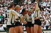 CSU vs. UCLA Volleyball 2012 :