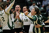 CSU vs. Wyoming Volleyball 2012 :