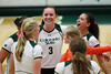 CSU vs. Wyoming Volleyball 2013 :
