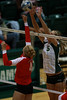 CSU vs. New Mexico Volleyball 09 :