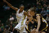 CSU vs. Wyoming Women's BB 09 :